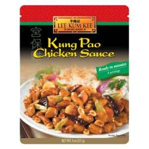 Lee Kum Kee Kung Pao Chicken Sauce  Grocery & Gourmet Food