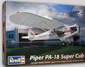 REV5483 PA 18 Piper Super Cub Aircraft 1 32 Revell Mono