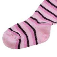 Baby Toddler Girls TIGHTS Socks Pink Stripe 9 Months 4Y