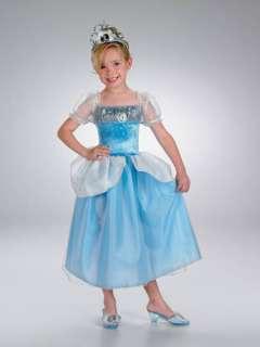 DISNEY Princess Cinderella Child 4   6x Costume