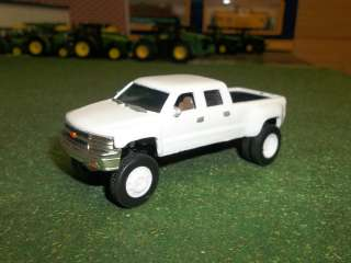 64 CUSTOM FARM TRUCK CHEVROLET 3500 DUALLY 4WD CHEVY SILVERADO 4x4