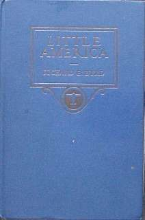 LITTLE AMERICA   RICHARD E. BYRD   FIRST EDITION
