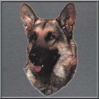 German Shepherd Breed Dog Head Hoodie,Sweatshirt,Zip Up Jacket S,M,L