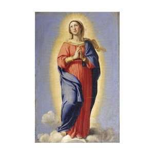 Giovanni Battista Salvi   The Immaculate Conception Giclee