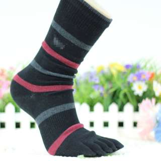 Pairs of Toe Socks five fingers¹ 100% Cotton Fashion Classical