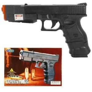 8 P.366 B AIRSOFT SPRING POWERED HAND GUN PISTOL SIZE 8