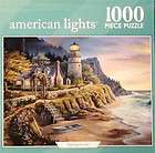 Boston Lighthouse American Lights 1000 piece Jigsaw Puzzle