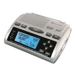 Weather and Hazard Emergency Alert Radio (Midland WR300