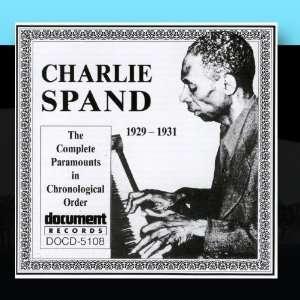 Charlie Spand (1929 1931): Charlie Spand: Music
