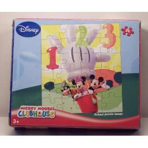 Disney Mickey Mouse Clubhouse Balloon Ride 24 Piece Puzzle