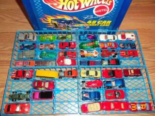 Vintage Hot Wheels , Matchbox cars from the 60s thru 90s 40 cars plus