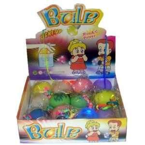 Super Bright Flashing LED Light Bulb Toys Case Pack 72