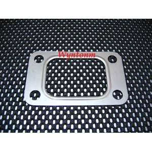 T3 T3/t4 Turbo Inlet Manifold Gasket Stainless Steel Will Fit All Big
