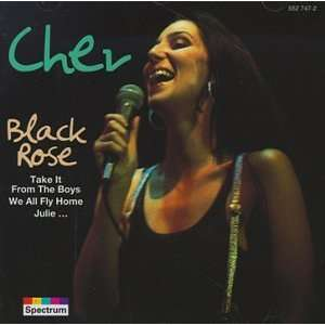 Black Rose Cher, Black Rose, Les Dudek Music