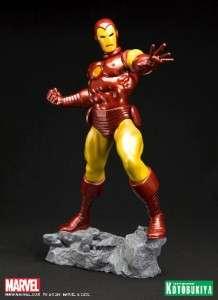 Marvel Fine Art Statue   Iron Man Classic Avengers STATUE in stock