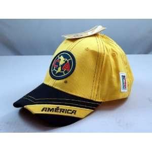 CA CLUB AMéRICA OFFCIAL TEAM LOGO CAP / HAT   CA011