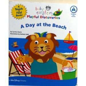 Baby Einstein Playful Discoveries a Day At the Beach