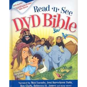 Read n See DVD Bible Narrated by Max Lucado, Joni Erickson
