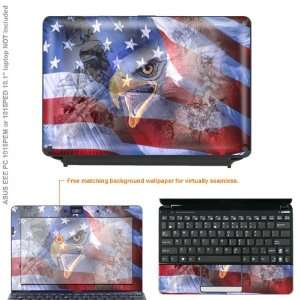skins STICKER for ASUS Eee PC 1015PEM 1015PED case cover EEE1015 348