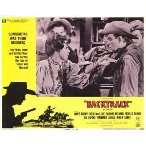Backtrack Movie Poster (11 x 14 Inches   28cm x 36cm