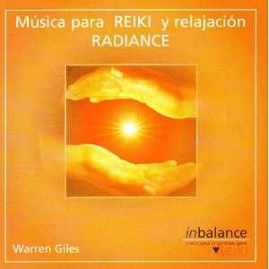 GILES WARREN MUSICA PARA REIKI Y RELAJACION RADIANCE