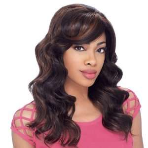 Sensationnel Synthetic Hair Empress Lace Front Edge Wig
