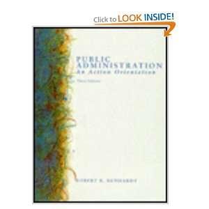 (9780155055247) Robert B. Denhardt, Joseph W. Grubbs Books