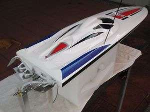 NEW Professional Vanquish Electric RC Racing Speed Boat
