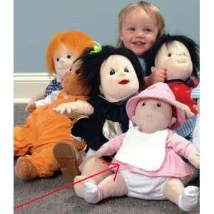 School Specialty Empathy Dolls   Infant Girl