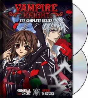 Vampire Knight Complete Collection Anime DVD R1 Viz 782009241621