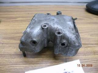 BSA A10 A 10 ROCKER BOX COVER ENGINE MOTOR VALVE