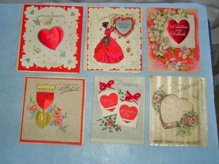 50 Vintage Valentine Day Cards