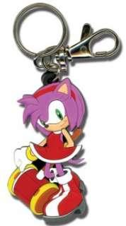 Sonic The Hedgehog Amy Rose Keychain GE 4765
