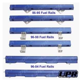 UPR 96 98 MUSTANG COBRA 9/16 I.D. HIGH FLOW FUEL RAILS