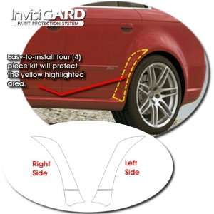Audi RS 4 Wheel Well Protector Kit: Automotive