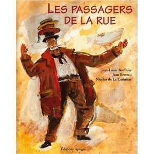 ): Breteau Jean, Casinière Nicolas De La Bodinier Jean Louis: Books