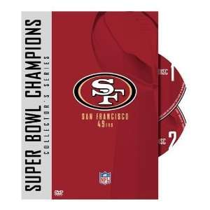 NFL Super Bowl Collection San Francisco 49ers DVD Sports