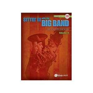 Sittin In with the Big Band   Volume II   Level 3   Eb