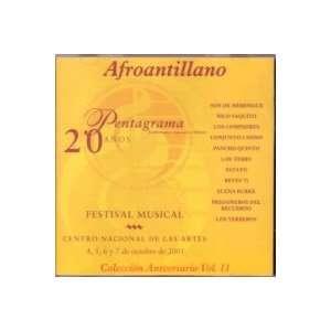 Afroantillano Coleccion Aniversario Vol.11 VARIOS Music