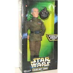 B10 12 STAR WARS GRAND MOFF TARKIN FIGURE MIB PETER