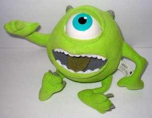 Monsters INC. Talking Action Eye Mike Wazowski Plush Toy
