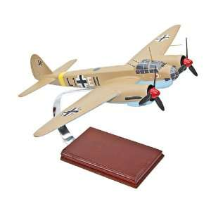 Actionjetz Junkers JU 88 Model Airplane: Toys & Games