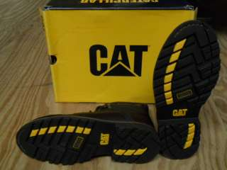 CAT   Caterpillar Resonate 6 Steel Toe P89822 Boots! NEW in box