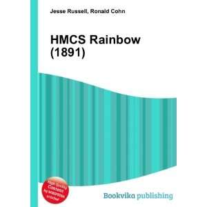 HMCS Rainbow (1891) Ronald Cohn Jesse Russell Books