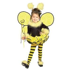 Bumblebee Child Costume Small