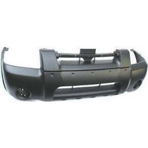 01 04 NISSAN FRONTIER truck FRONT BUMPER COVER SUV, Raw (2001 01 2002