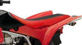 HONDA TRX 450 R GRIPPER RED Seat Cover TRX450 (04 10)