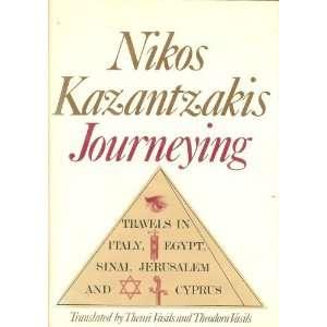 ) Nikos Kazantzakis, Themi Vasils, Theodora Vasils Books
