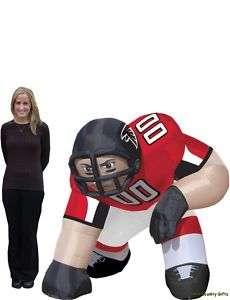 Atlanta Falcons NFL Bubba 5 Ft Inflatable Football Player