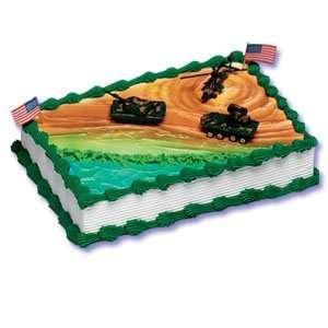 Bakery Crafts Military Vehicle Cake Kit